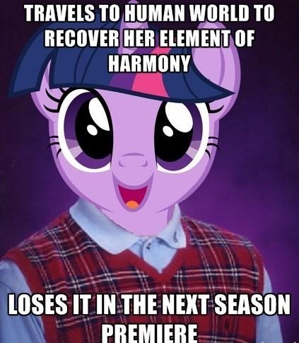 bad luck elements of harmony twilight sparkle - 7917470208
