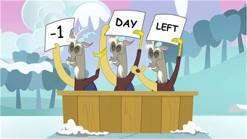 discord participation is magic anti countdown