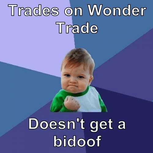 funny,success kid,wonder trade