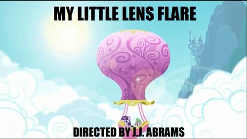 lens flare,JJ Abrams,original intro