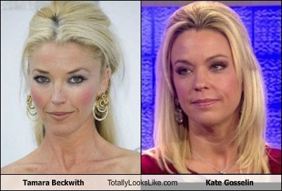 funny totally looks like kate gosselin tamara beckwith - 7917669632