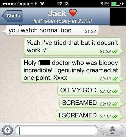 autocorrect text doctor who AutocoWrecks