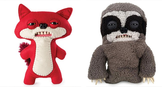 wtf stuffed animal artist teeth stuffed toys - 7917829