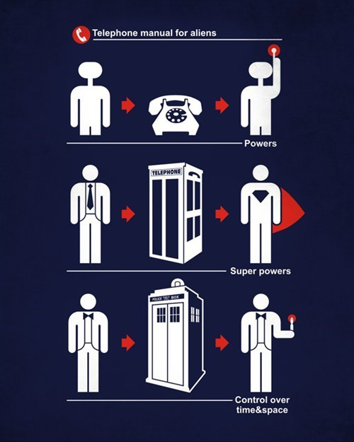 ET doctor who superman - 7918128896