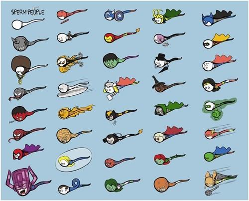 Fan Art superheroes seed - 7918429440