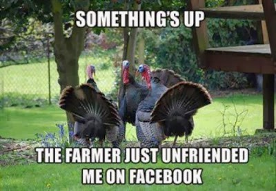 facebook Turkey supper