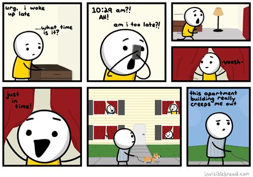 apartments dogs funny web comics - 7919293952