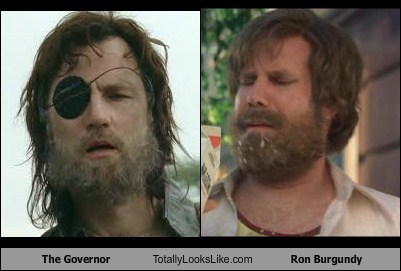 funny totally looks like Ron Burgundy the governor - 7919378176