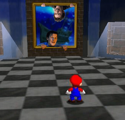 doctor who,super mario 64,Super Mario bros
