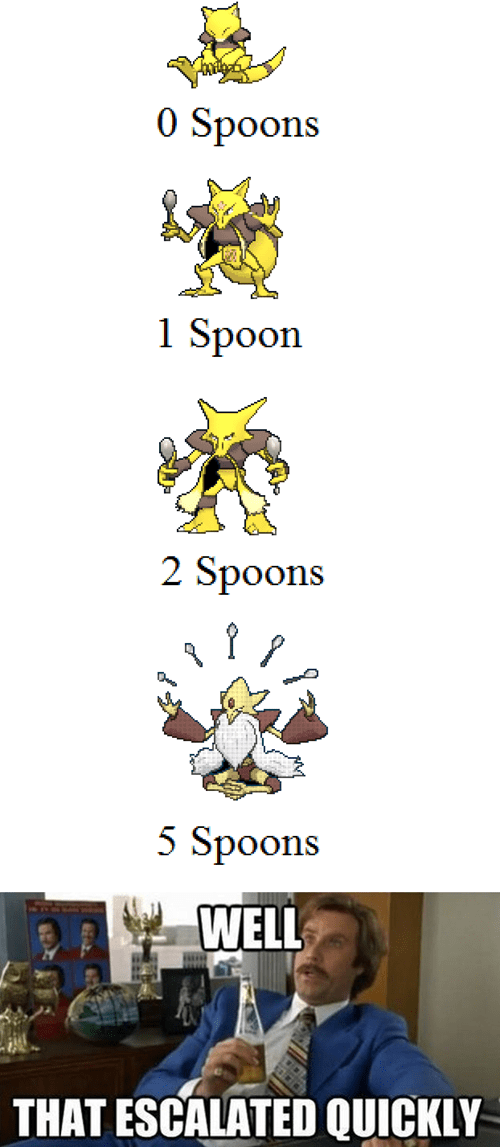 that escalated quickly abra alakazam funny - 7919800832