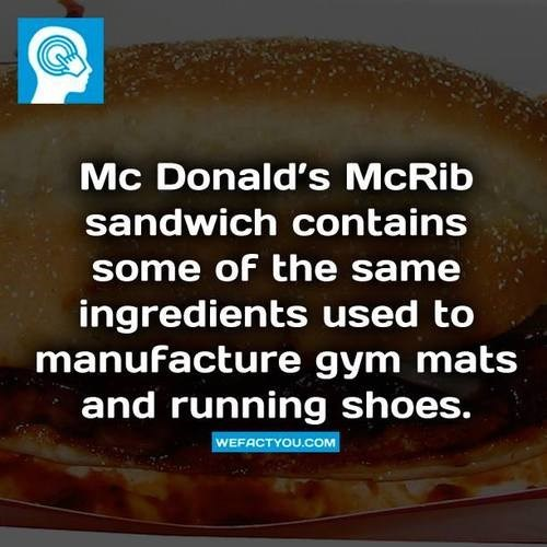 food,eww,science,McDonald's,funny