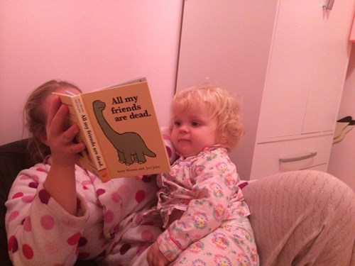 dinosaurs,parenting