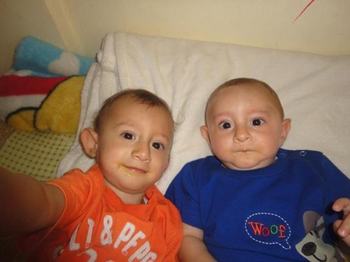 Babies selfie parenting - 7920862208