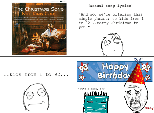 christmas music,Okay