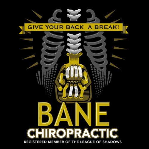 bane funny chiropractor - 7921297152