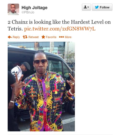 twitter,2 chainz,tetris
