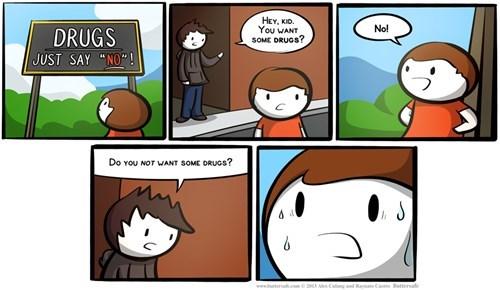 advice double negative funny web comics - 7921690880