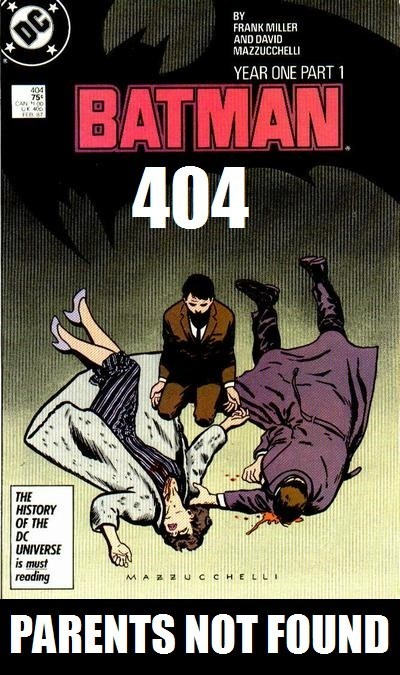404 Not Found off the page batman - 7921788928