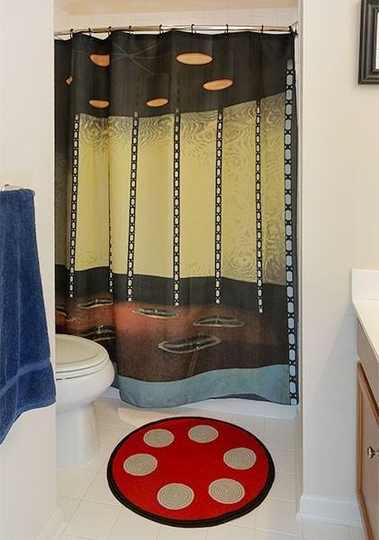 design bathroom Star Trek funny g rated win - 7921856256
