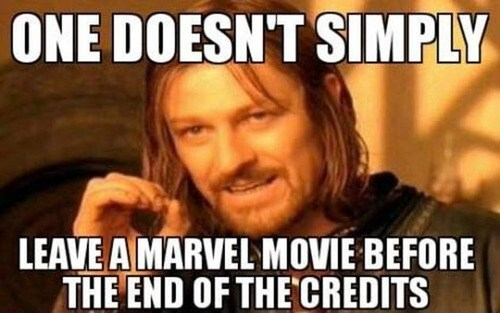 one does not simply,marvel movies,bormir