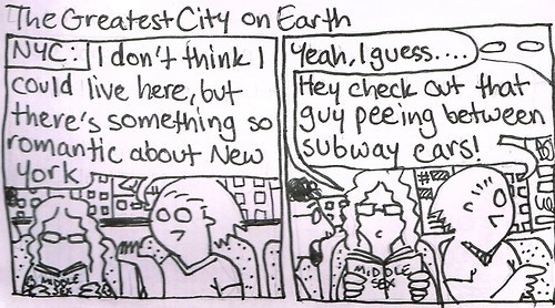 funny,web comics,new york city