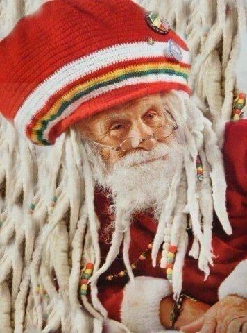 Santa\'s Got Some Killer Dreads And Listens Exclusively to Eek-a-Mouse Now