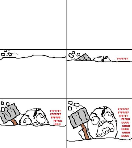 snow rage shoveling - 7922286336