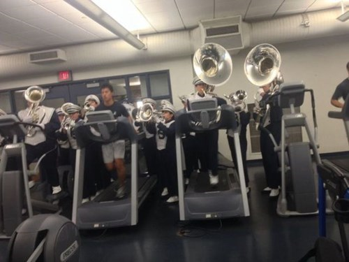 gym funny marching band g rated fail nation - 7922305536