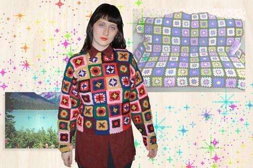 fashion ugly sweater sweater - 7922336512