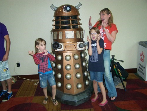 daleks,doctor who,kids,parenting