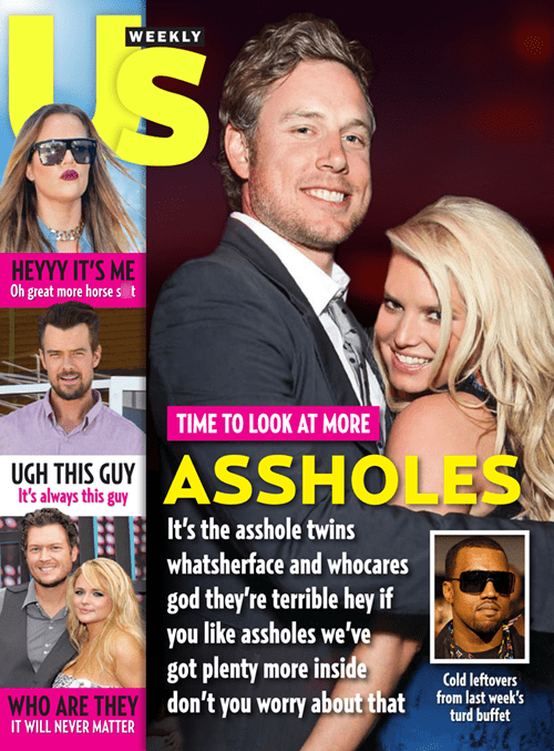 celeb magazine US Weekly - 7923163392