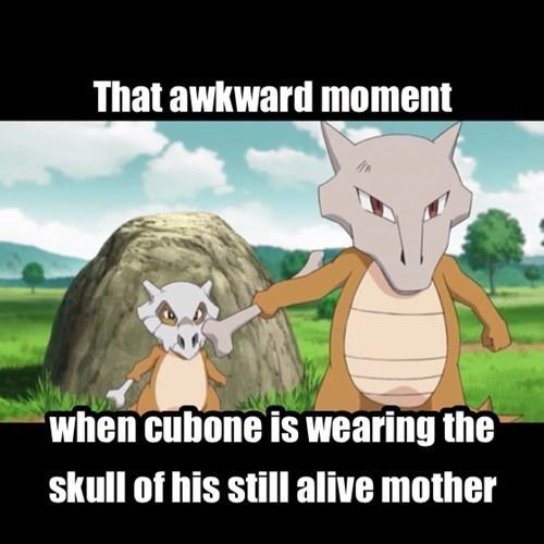 Awkward cubone funny paradox - 7923390976