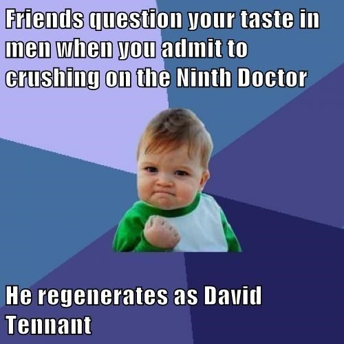 Memes success kid doctor who - 7923725568