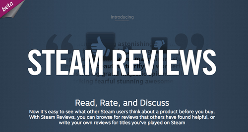news reviews valve steam Video Game Coverage