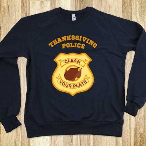 police thanksgiving - 7923983360
