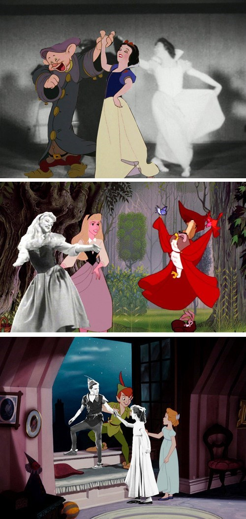 disney,Sleeping Beauty,snow white,peter pan
