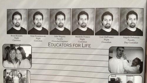 teachers funny yearbook photos - 7924047616