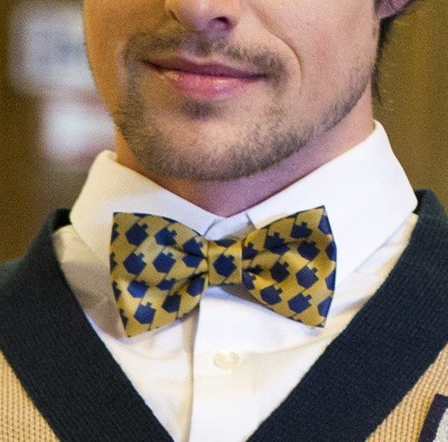 fashion hanukkah bow tie - 7924060416