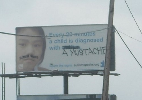 movember,billboards,mustaches