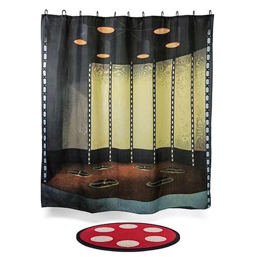 scifi shower curtain for sale Star Trek - 7924101376