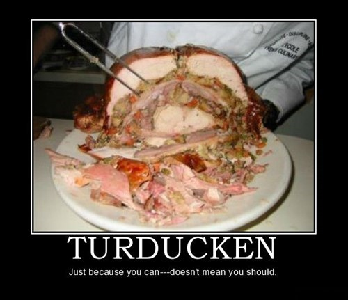 thanksgiving turducken america food funny - 7924143104