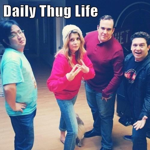 Daily Thug Life