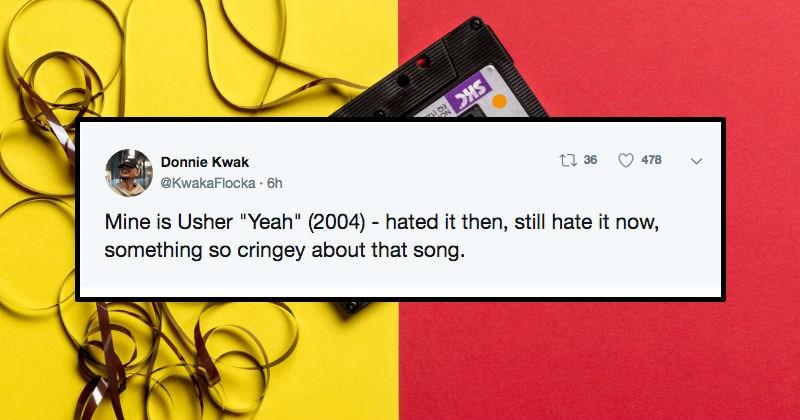 Music twitter FAIL cringe nostalgia social media ridiculous - 7924229