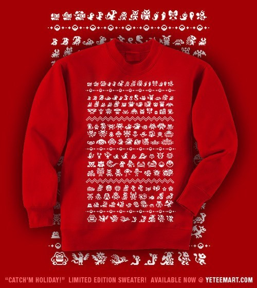 christmas holidays funny sweater