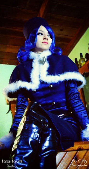cosplay anime fairy tail juvia - 7924508928