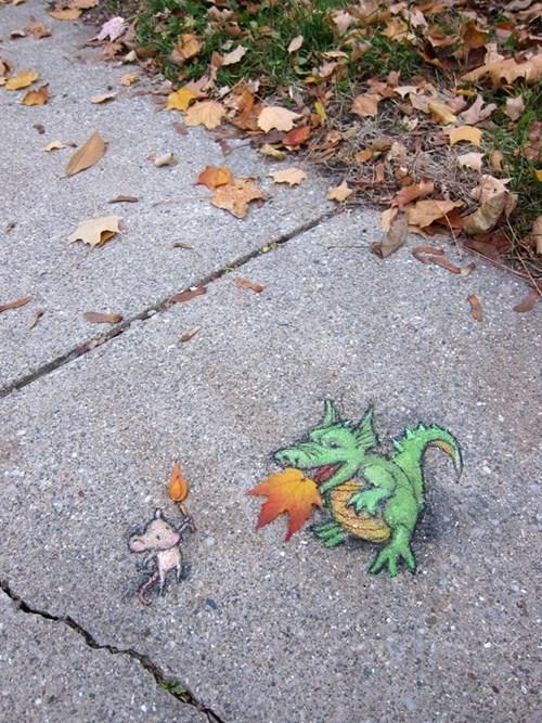 funny Street Art hacked irl - 7924556032