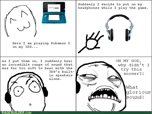 3DS,headphones,Pokémon,sweet jesus