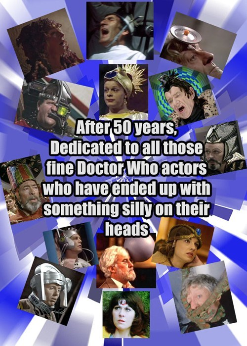 50th anniversary doctor who classic who