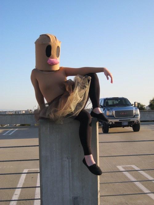cosplay diglett dress funny - 7925709824