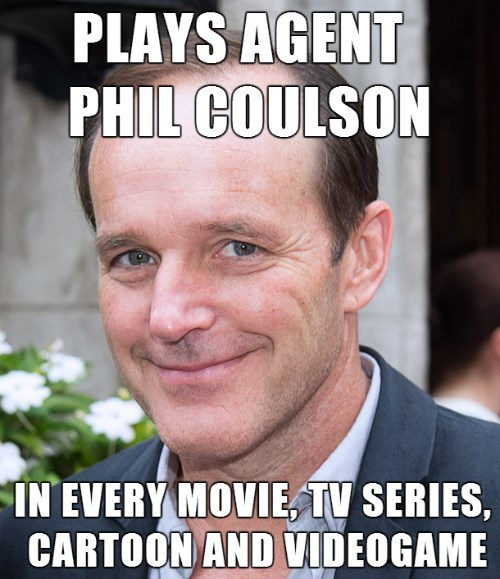 agent coulson clark gregg marvel The Avengers agents of shield